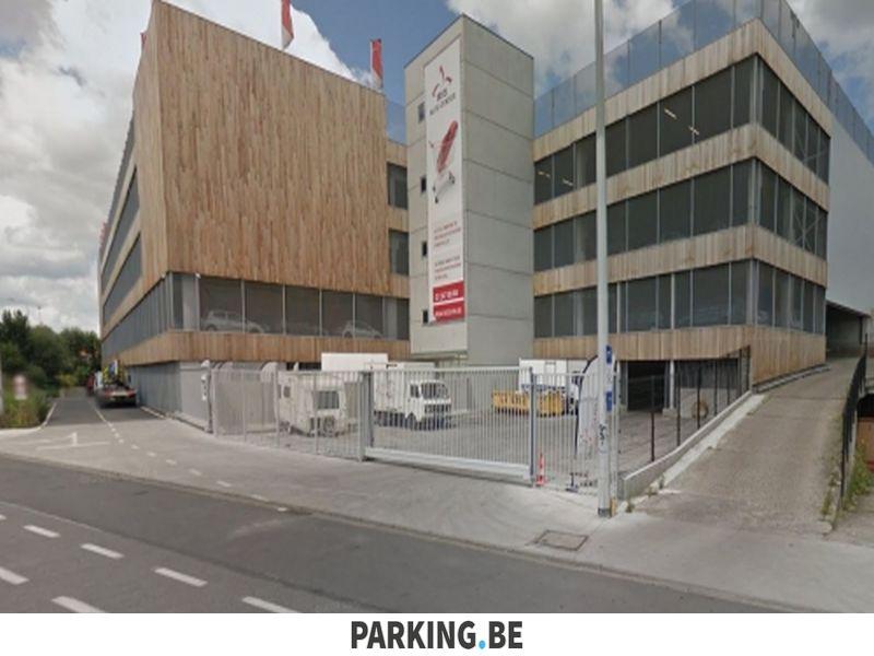 location parking bruxelles zaventem