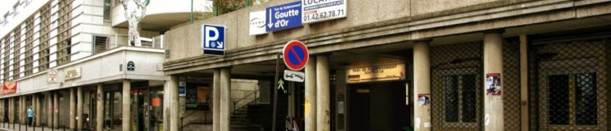 location parking gare du nord