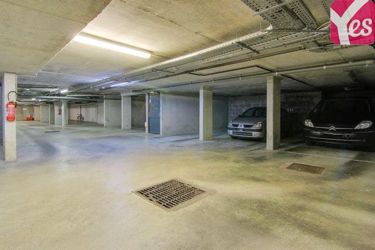 location parking lyon 7