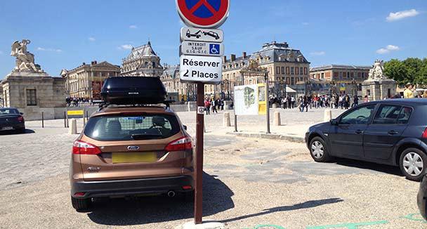 place parking versailles
