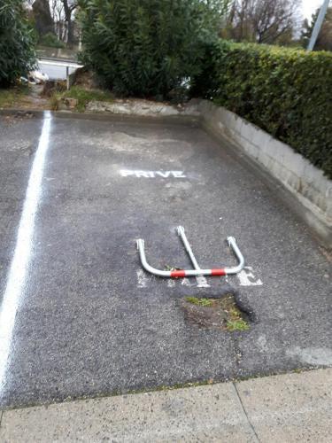 vente parking exterieur
