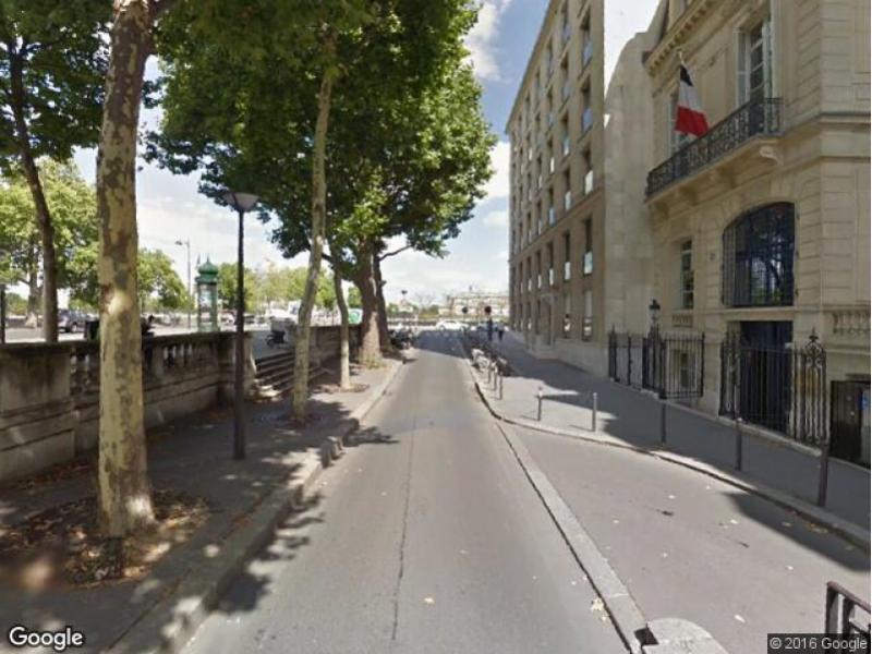 vente parking quai d'orsay