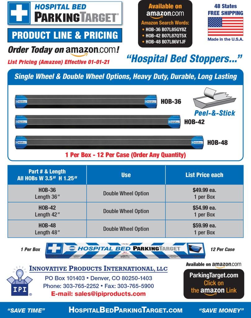 PT-FL_HOB AMAZON Pricing Sheet 12-20.indd
