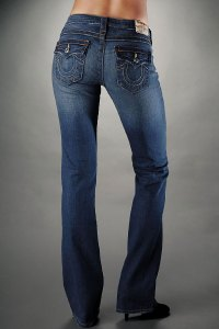 True Religion Jeans Womens Becky - Panhandler-162_2