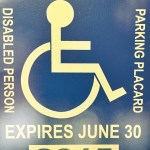 Adventures Of Having A Disability Placard