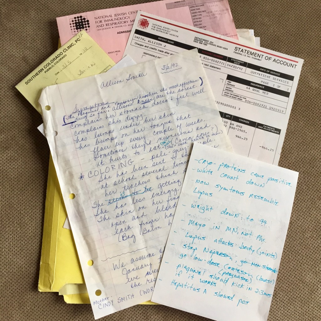 Letters From My Parents