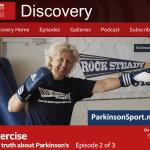 BBC World Service Radio Parkinson's