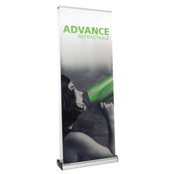 Advance retractable Banner