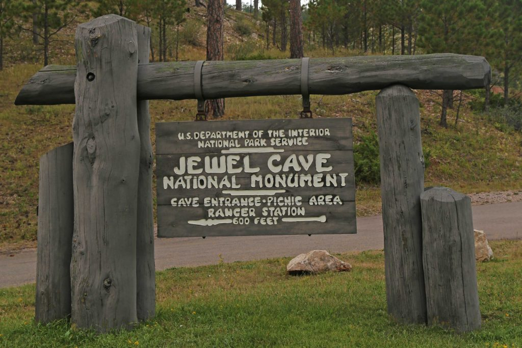 Jewel South Monument Dakota Cave National