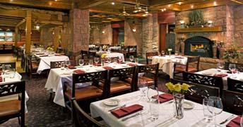 The Cabin Restaurant at Grand Summit