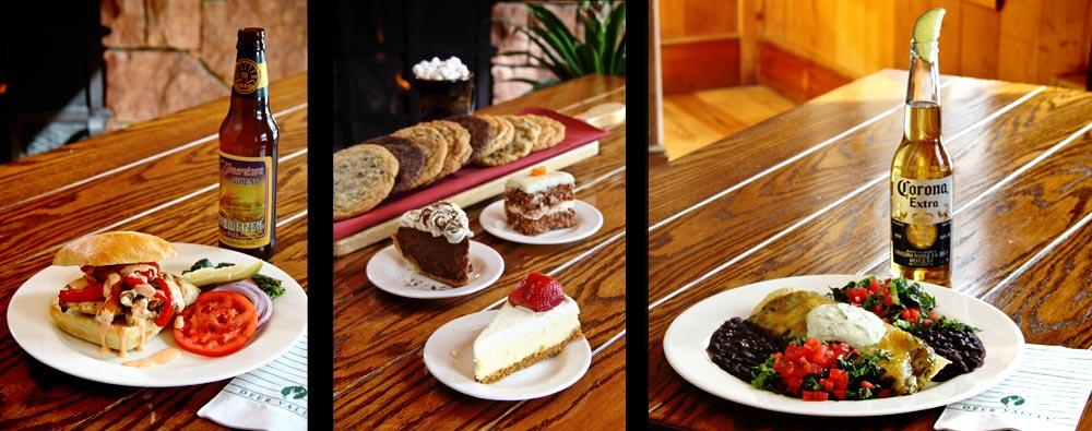 SnowParkRestaurantflat