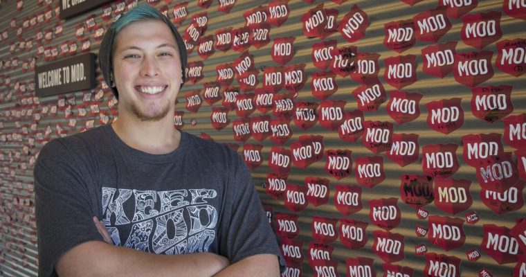 MOD Pizza serves pies with a side of goodwill