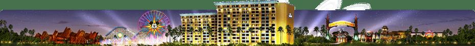 Paradise Pier Hotel
