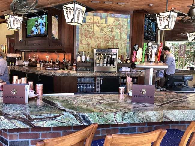 Craftsman Bar