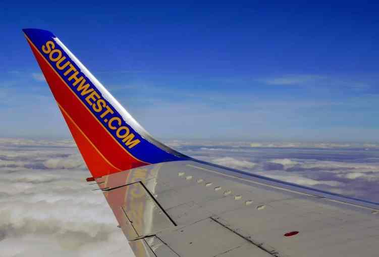 Southwest Airlines Disney