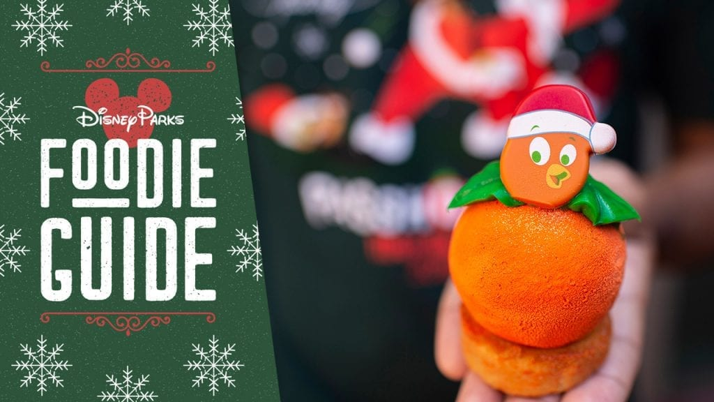 Holidays Foodie Guide Magic Kingdom