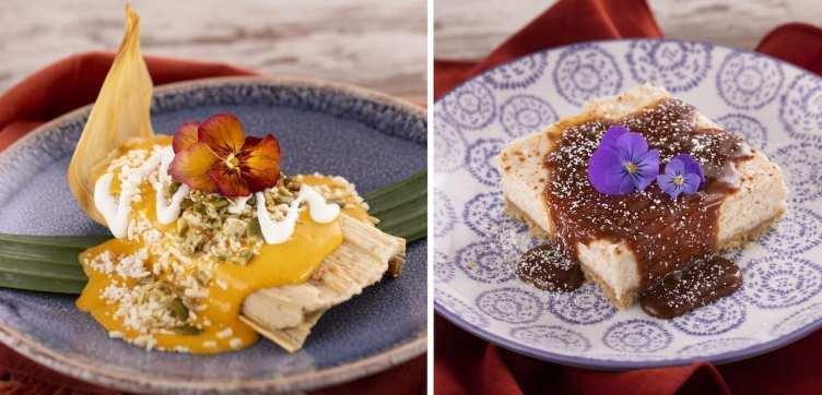 Horchata Cheesecake