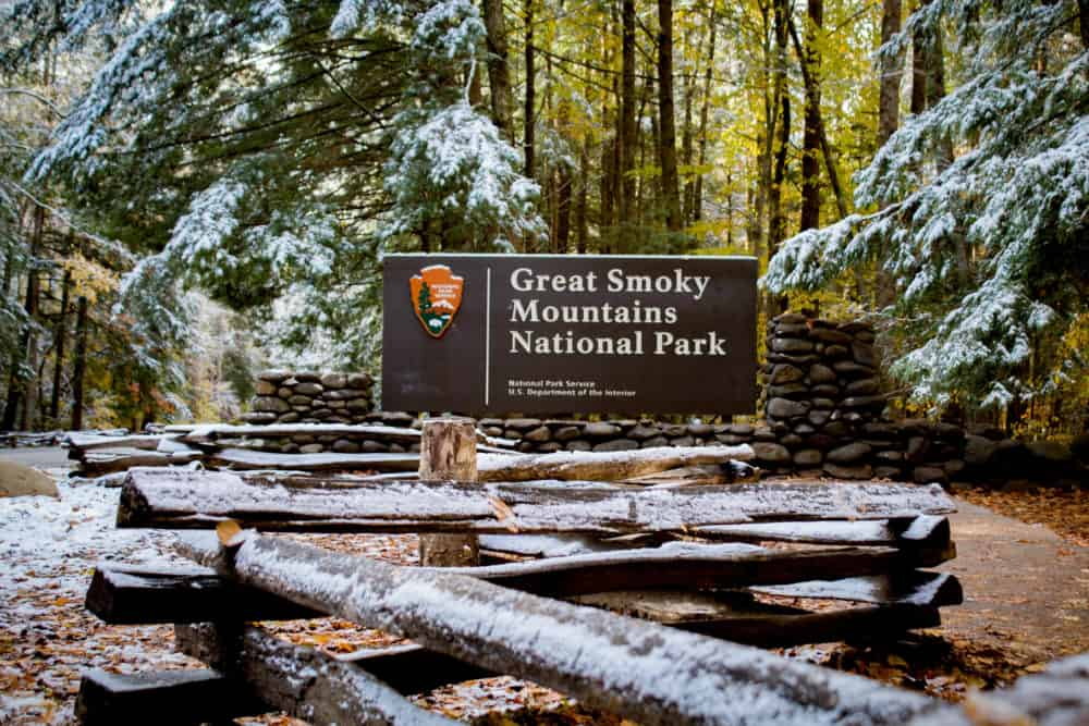 Fighting creek nature trail · 3. 4 Popular Winter Hiking Trails In The Smoky Mountains Gatlinburg Cabin Rentals Smoky Mountain Cabins In Gatlinburg Tn