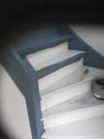 uw trap laten beschilderen |parkstadklussen.nl