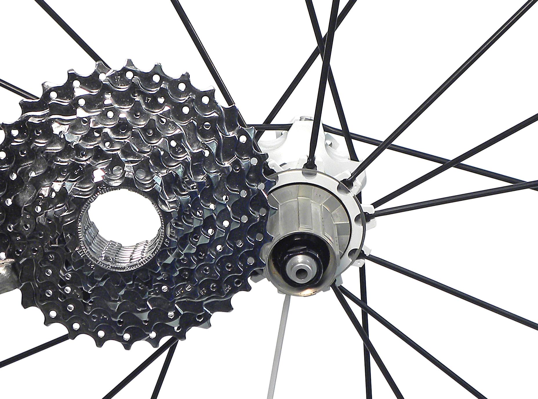 Bicycle Rear Hub Overhaul