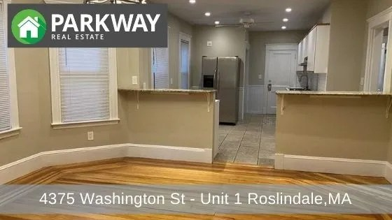 4375 Washington St – Unit 1, Roslindale