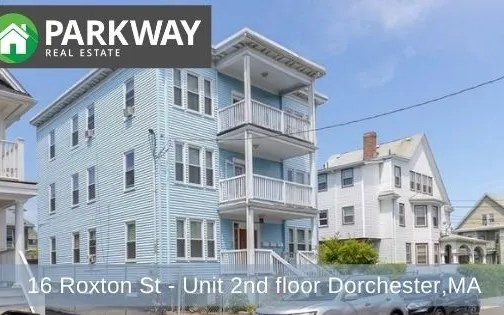16 Roxton St U:2nd floor Dorchester,MA 02121