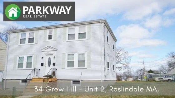 34 Grew Hill U:2 Roslindale, MA