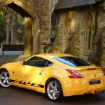 Nissan 370z 3 7 V6 Gt Yellow Edition Coupe
