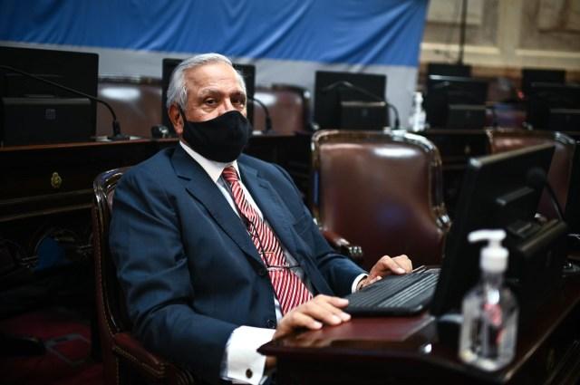 """Romero, en contra del Presupuesto: """"Tiene un sesgo demasiado estatista"""" –  Parlamentario"""