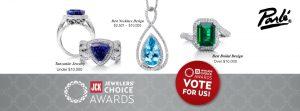 2015 Jewelers' Choice Award Entries