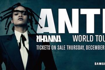 Anti World Tour