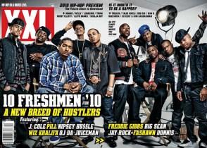 10 XXL Freshmen