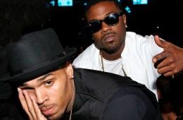 Ray J and Chris Brown