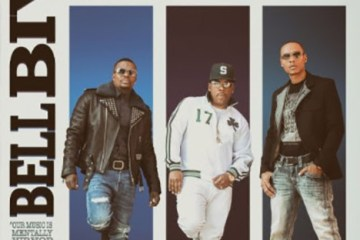 Bell Biv DeVoe Three Stripes