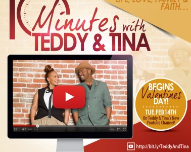 10 Minutes With Teddy and Tina