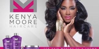 Kenya Moore Haircare