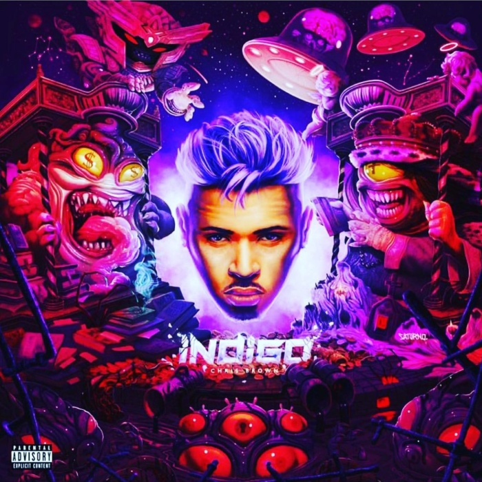 Image result for indigo album cover