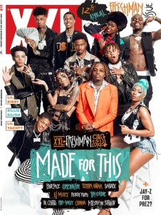 XXL Freshman Cover 2019