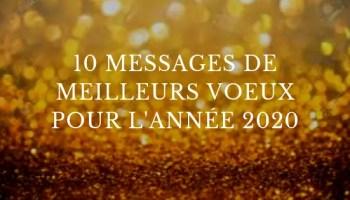 7 Exemples De Meilleurs Voeux 2020 Parler Damour