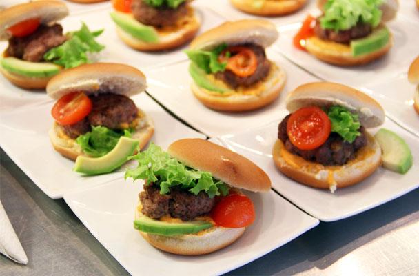 hamburger-mini