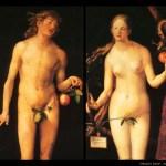 Adamo ed Eva, Albrecht Durer