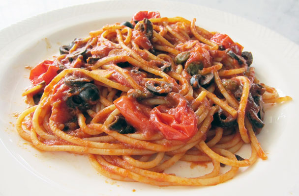 Spaghetti-alla-puttanesca