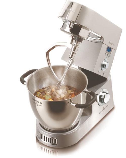 Ai fornelli di MasterChef con Kenwood - Parliamo di Cucina