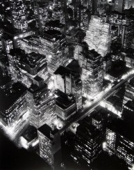 Nightview New York, 1932