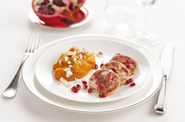 Cotechino-con-crema-di-zucca-al-torrone-ricetta-parliamo-di-cucina