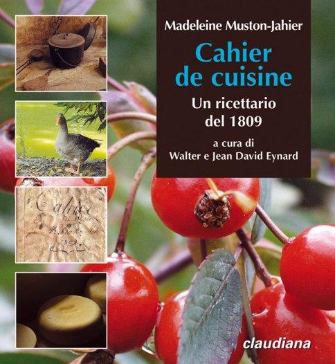 Cahier de cuisine