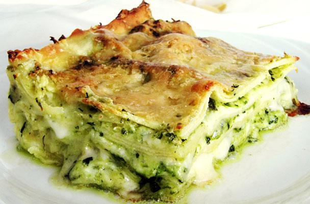 Lasagne-al-pesto-con-stracchino-ricetta-parliamo-di-cucina