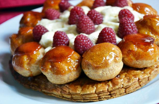 Saint-Honoré-ai-lamponi-ricetta-parliamo-di-cucina
