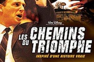 """Affiche du film """"Les chemins du Triomphe"""""""