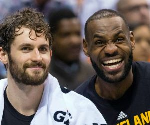 NBA - Kevin Love raconte comment il a vécu le transfert de LeBron et ce qui lui a dit